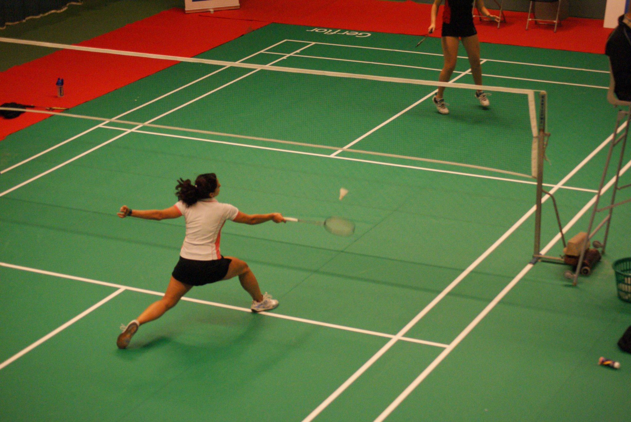 essays about badminton game boys badminton by yi zhu color
